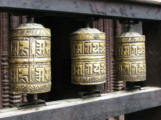 Gebetsmühlen