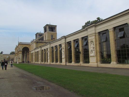 Orangerie Palast