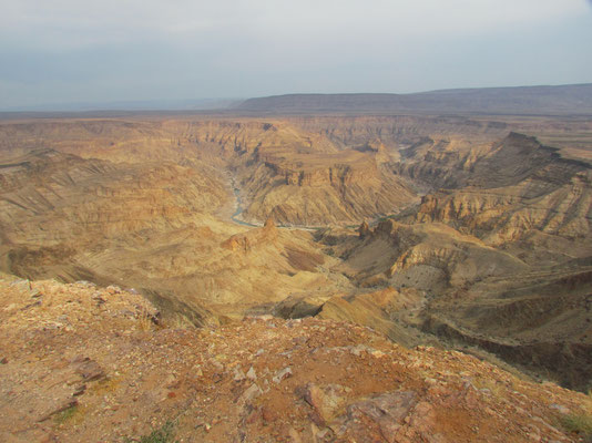 Fishriver Canyon