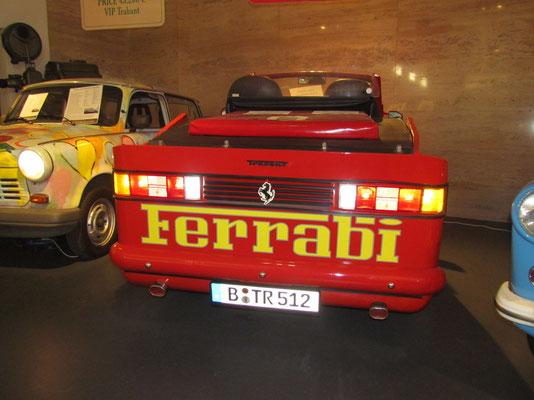 der Ferrari unter den Trabbis