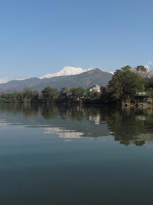 Spiegelbild des Himalaya