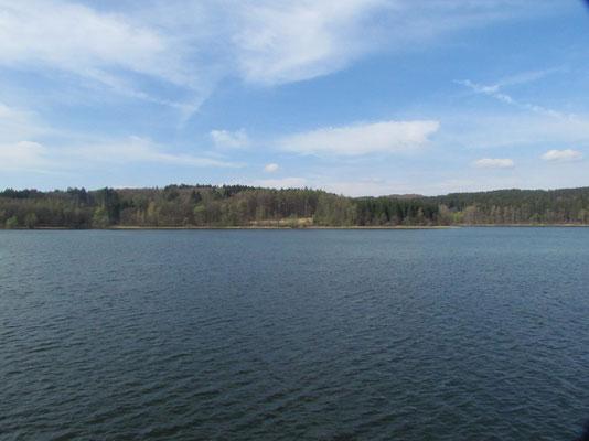 blauer Himmel - blauer See - perfekt