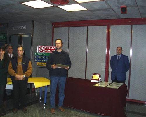 Franco Saburri - Otmar Auer - Gianpaolo Scoglio