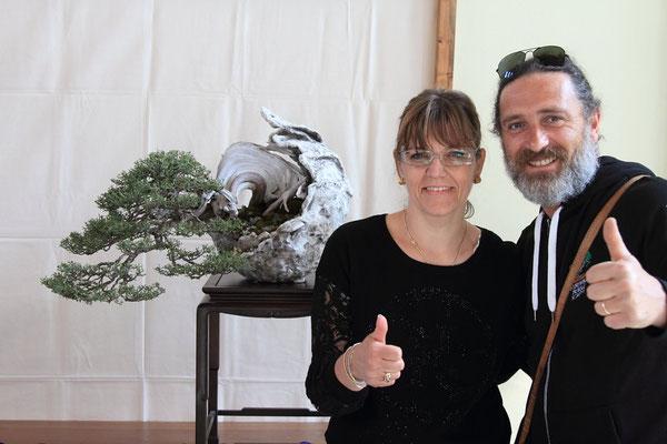 Sonia Stella e Nicola Sorressa