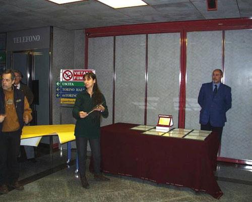 Franco Saburri - Marina Pavanello - Gianpaolo Scoglio