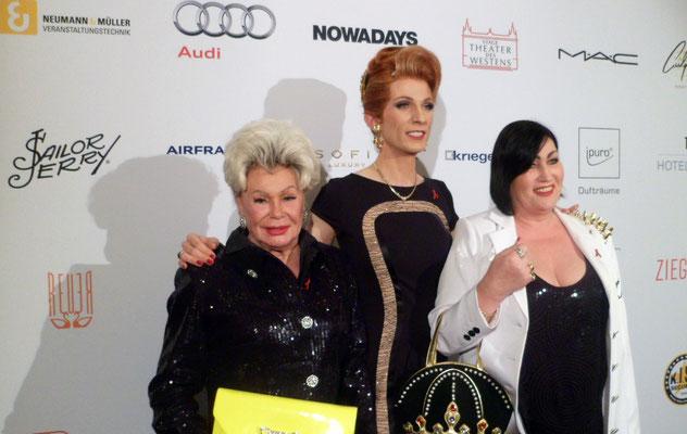 AIDS Gala 2014 im Theater des Westens in Berlin