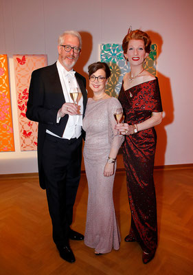 Megy B. , Georg und Silke Leicht / Foto: Sascha Funke 2020