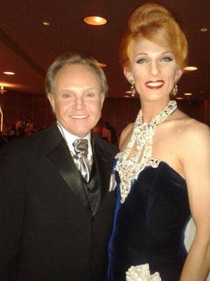 mit Georg Preuße auf dem Berliner Theaterball 2013