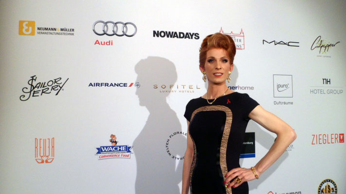 AIDS Gala 2014 im Theater des Westens in Berlin