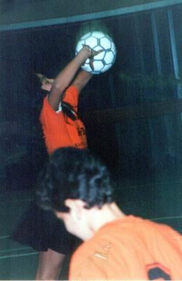 Entrainement jeune janvier 1994