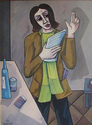 Dichter  2002  75 x 100