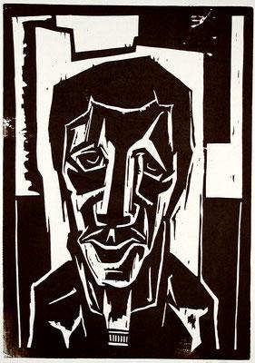 Alter Mann  1966  46,5 x 66