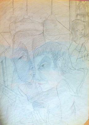 In der Taverne  1982