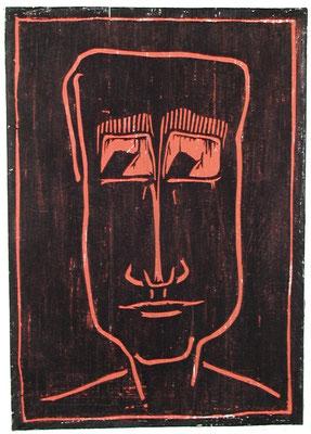 Der Wahrsager  1966  44 x 63