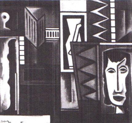 Wohnzimmer  1966