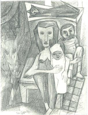 Die heilige Familie  1982