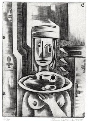 Salome  1968  14,5 x 20