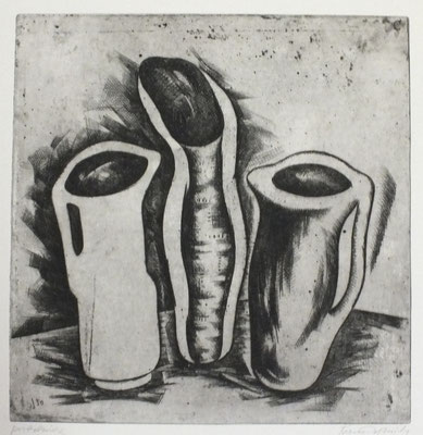 Krüge  1967  30 x 31