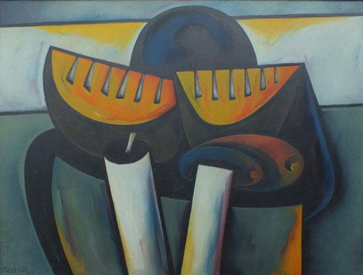 Stillleben  1968    88 x 67