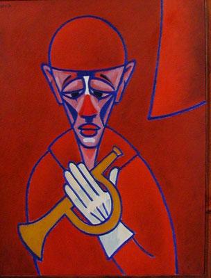 Clown  2003  65 x 86