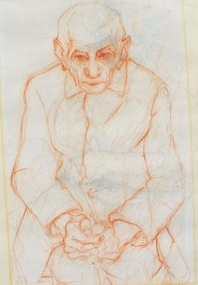 Herr Kuschbert  1948    34 x 48
