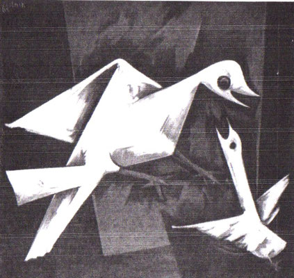 Nestflug  1965    90 x 95