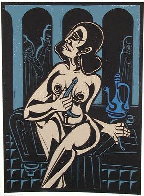 Cleopatra  1984  40 x 55    Platte vorhanden