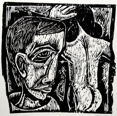 Traum  1962  42 x 40