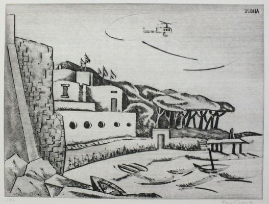 Ischia V  1973  40 x 30           ( 3 )