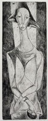 Harlekin  1955  12 x 32            ( 4 )