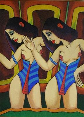 Kabarett  2004  82 x 110