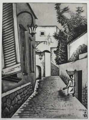 Ischia VIII  1974  29,5 x 40