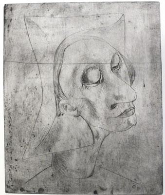 Harlekin  1956  28 x 35                 ( 2 )