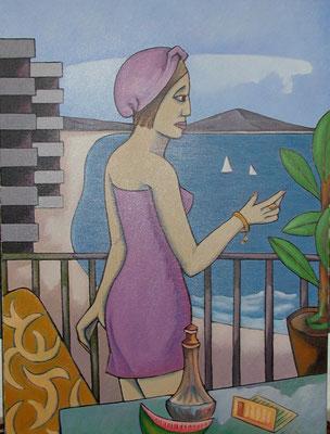 Ischia II  2003  85 x 115