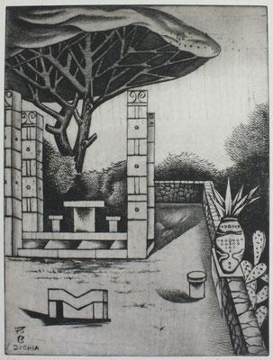 Ischia II  29,5 x 40                   ( 3 )