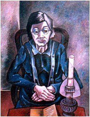 Tante Mina  1984    84 x 110
