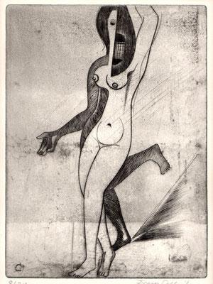 Tanz  1968  15 x 20