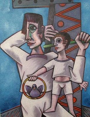 Artisten  1985    82 x 110