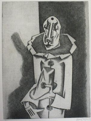 Mephisto  1992  29,5 x 39,5