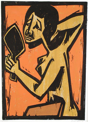 Toilette  1966  46,5 x 66