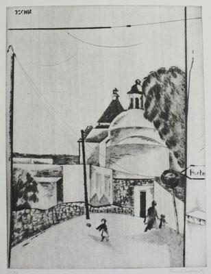 Ischia IV  1973  30 x 40