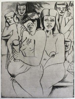 Bacchanal  1998  30 x 39              ( 4 )