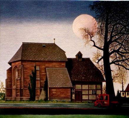 Die Bartholomäus Kapelle vor der Stadt  ( Grabstätte Sertürners )