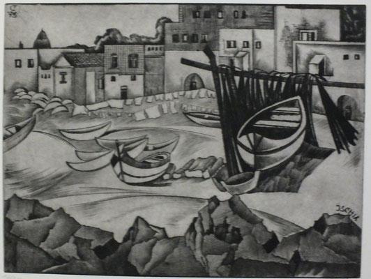 Ischia VII  1973  40 x 30      ( 2 )