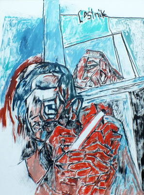 Bild ohne Namen  2011  75 x 100