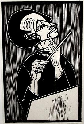Dirigent  1968  41 x 6              Plattte vorhanden