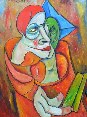 Theater  2010  75 x 100