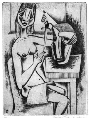 Judith  1968  15 x 20