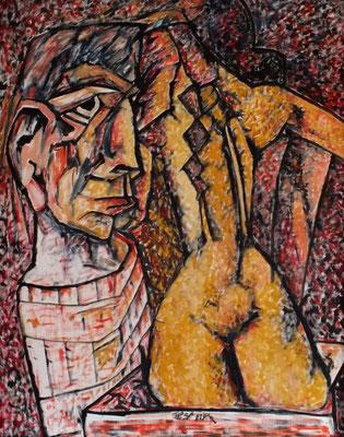 Traum  2009  80 x 100