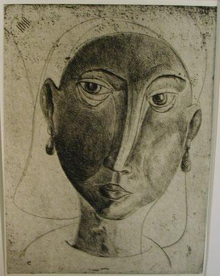 Edith  1956  24 x 42